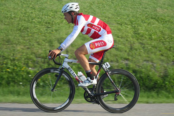 Danish international Juul Jensen has just bagged a two-year contract with Saxo-SunGard