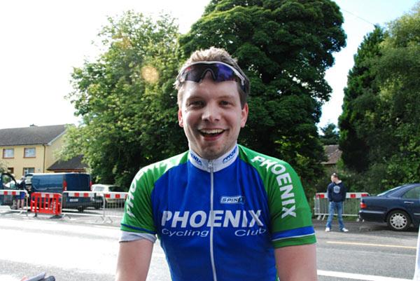 A3 winner Marcl Kock