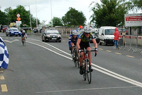 Ryan Sherlock takes the opening stage in the A1/A2 race