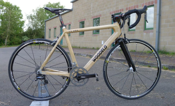 Irish firm launches lightweight wooden racing frames to rival carbon ...