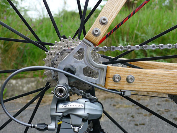 Irish Firm Launches Lightweight Wooden Racing Frames To