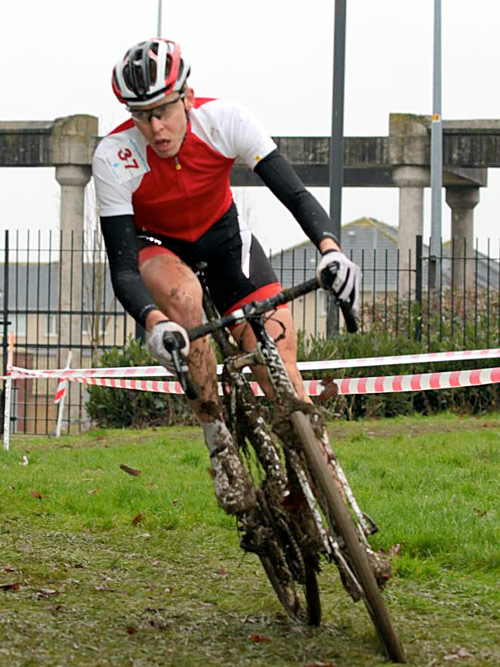 McConvey may be a road specialist now, but he still took bronze (Photo: Toby Watson)