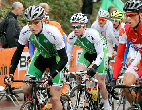 f06261474 Irish cycling gets 31 places at Bergen World Road Championships - Sticky  Bottle