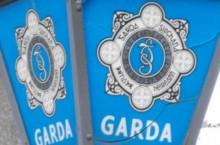 Crime scene photo after €5,000 bike stolen in Dublin