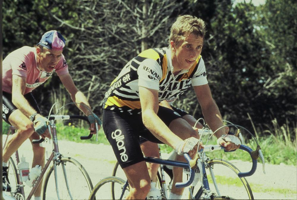 Greg Lemond  Tour De France
