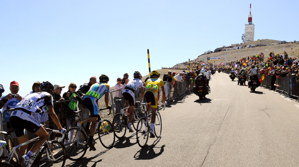 ahead of the big show we look at the legend of mont ventoux in the tour de sticky