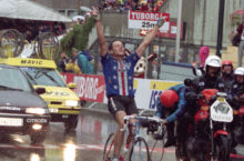 Lance Armstrong donation Adrien Costa
