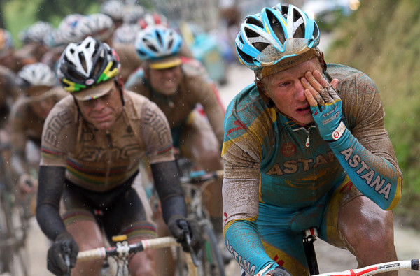 reasons being professional cyclist hard
