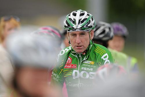 Cyclist Sean Kelly comments on his doping positives