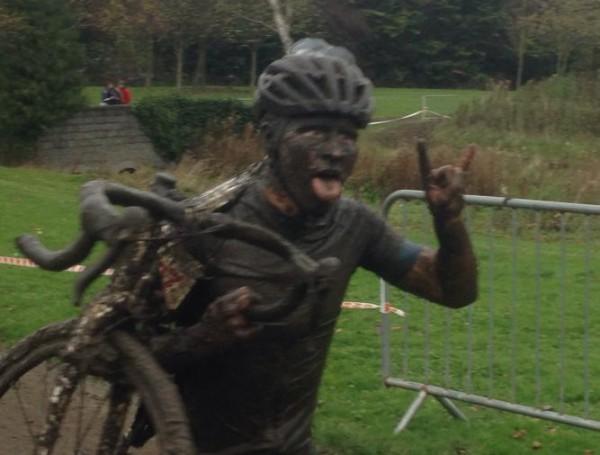 Video Rider Dives Into Massive Mud Pool At Dublin