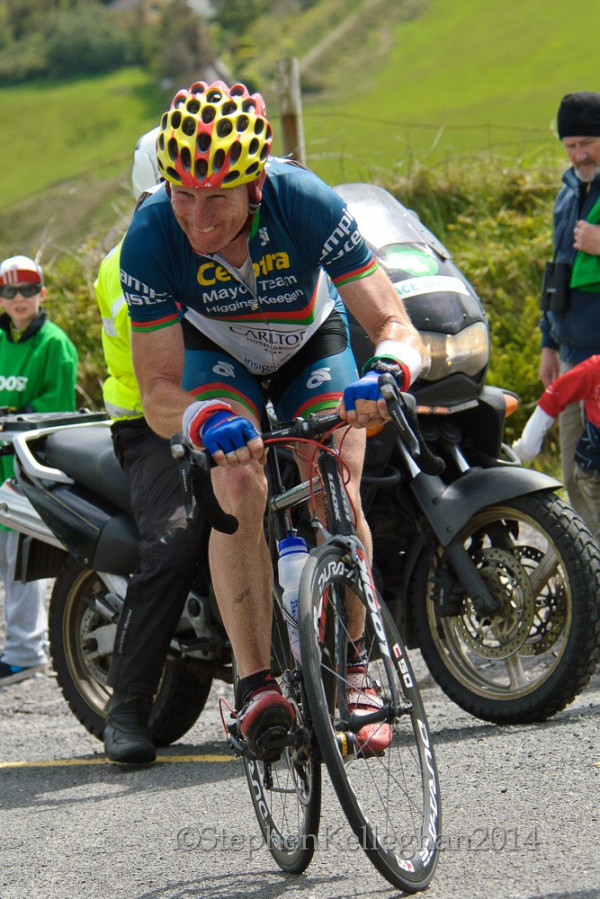 How many of these savage Irish climbs have you ridden?