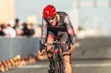 Tour of Qatar 2016 - 10/02/2016 - Stage 3 : Lusail – Lusail ; 11,4 km - BENNETT Sam, Bora-Argon 18