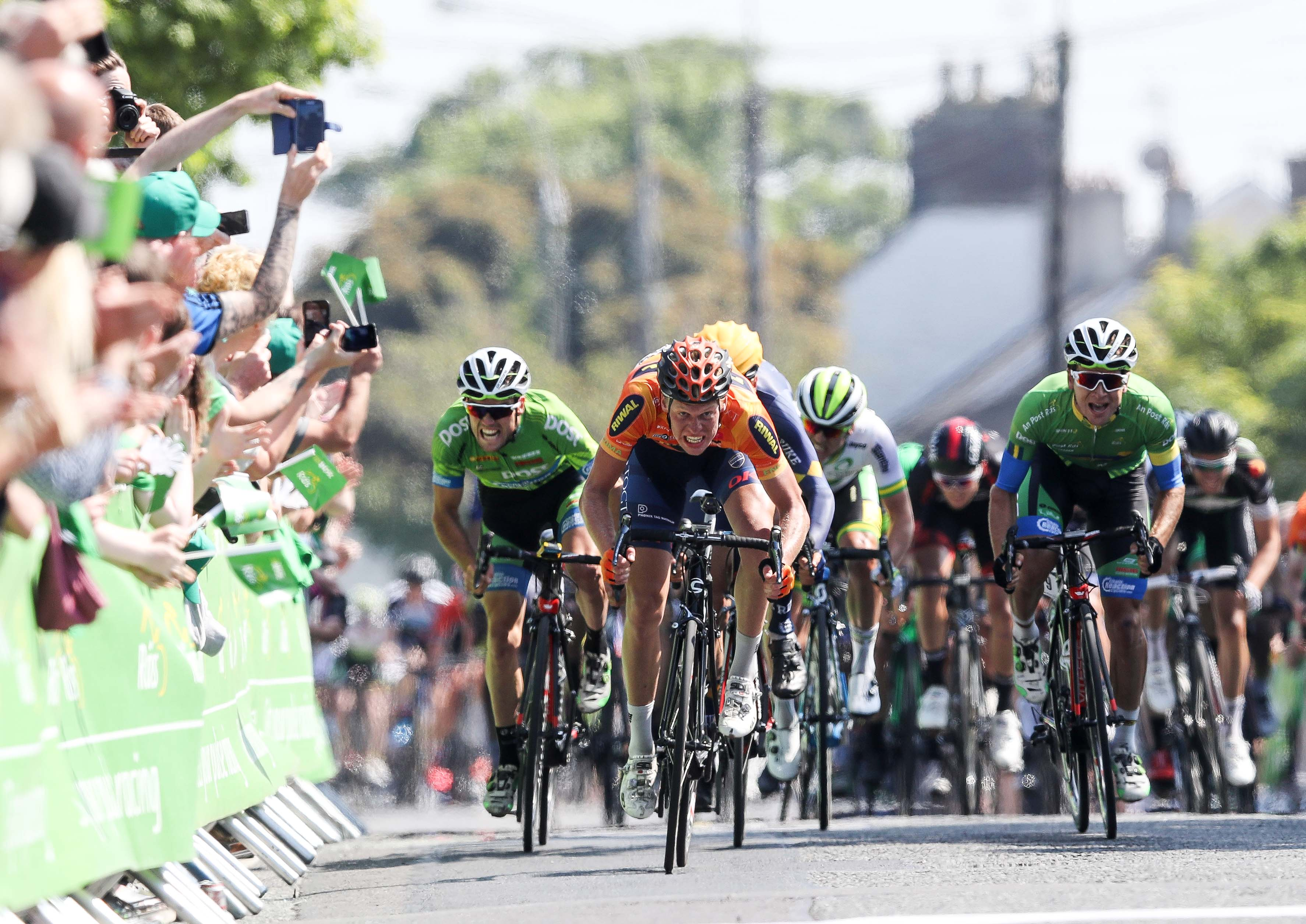 Clemens Fankhauser (Austria Tirol Cycling) has won the An Post Rás for the  second time this afternoon. The 30 year-old took the jersey on stage three  and ... b7305b619