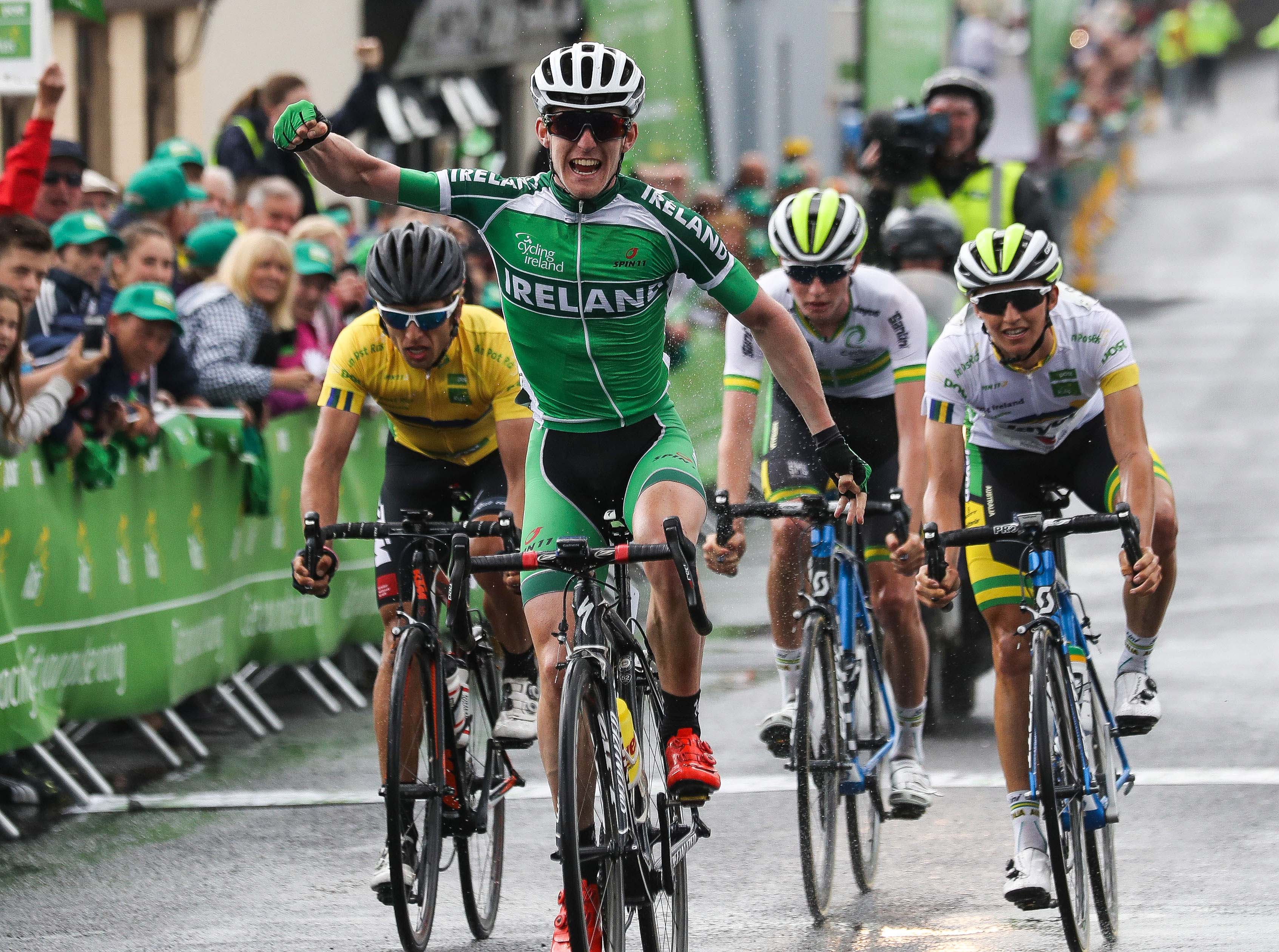 Eddie Dunbar (19) takes brilliant Rás stage win in Wicklow - Sticky ... a8e1dca11