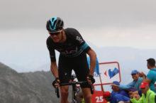 29-08-2016 Vuelta A Espana; Tappa 10 Lugones - Lagos De Covadonga; 2016, Team Sky; Froome, Christopher; Lagos De Covadonga;