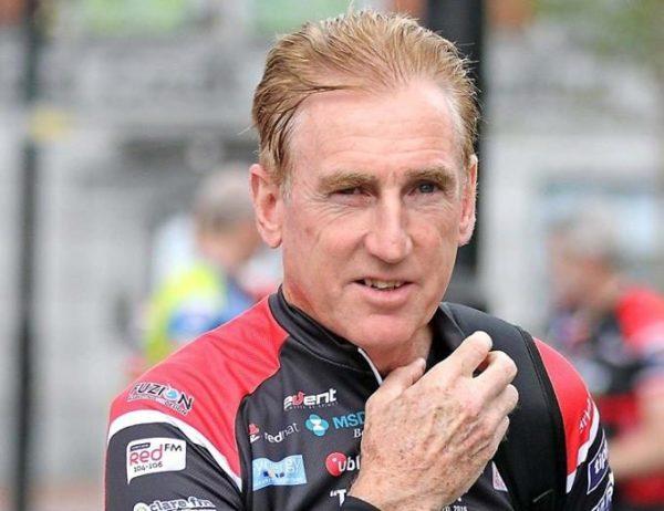 Sean Kelly advice winter cycling break
