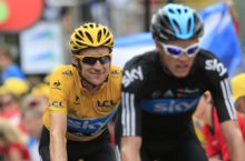 Froome and Wiggins