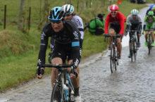 29-03-2016 Kbc Driedaagse Van De Panne - Koksijde; Tappa 01 De Panne - Zottegem; 2016, Team Sky; Fenn, Andrew; Haaghoek;