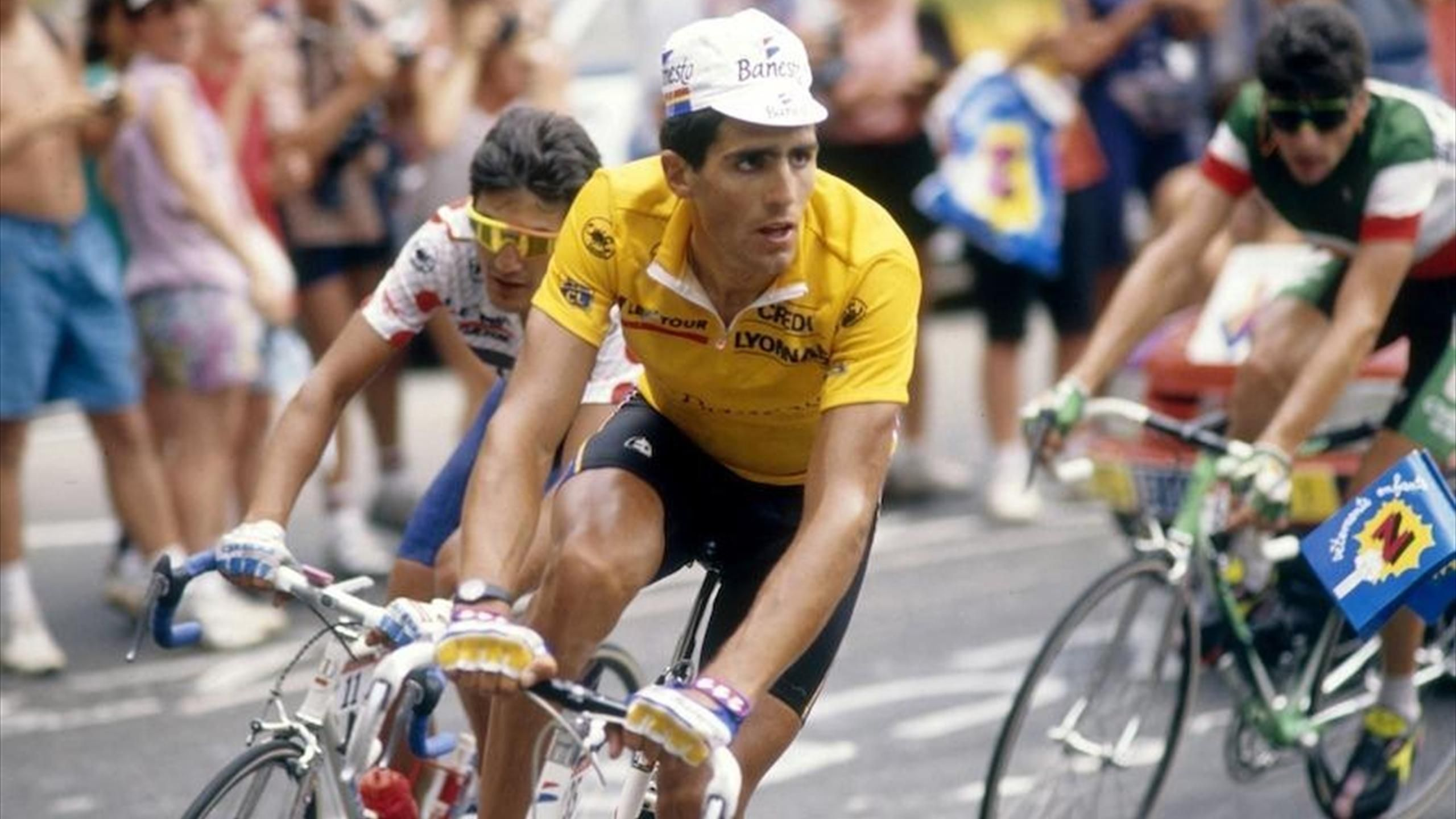 Miguel Indurain will guide groups of Irish riders on spins in his ...