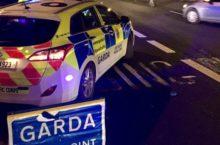 Cyclist killed Bettystown Meath mini bus