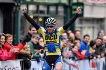 cyclist Eoin Morton