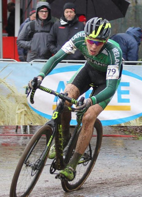 Irish team World Cyclocross Championships