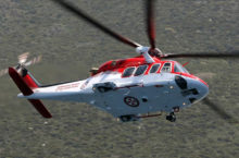 NSW AMBULANCE FIRST AW139 GOES ON LINE