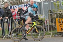 McCarter looks ahead to Rás with first victory in the bag