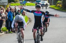 Junior rider Ward targeting selection for 'Commonwealth' team
