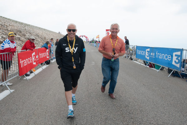 Team Sky boss Brailsford launches into Barry Ryan