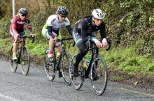Eve McCrystal back on road, thinking big for season ahead