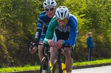 """Darragh O'Mahony on """"chewing the stem"""" for win of his life"""