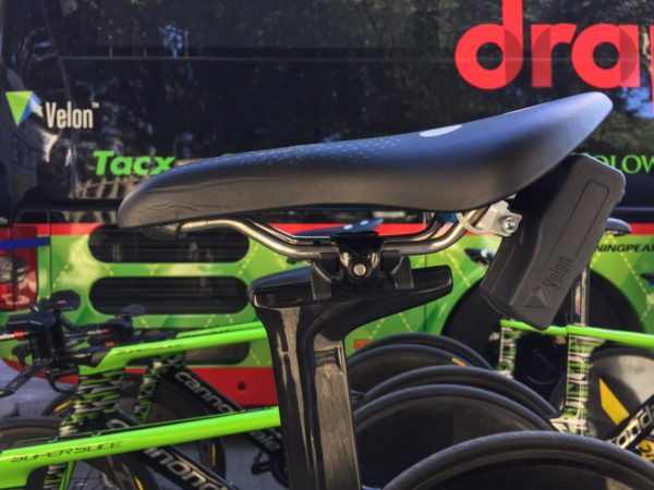 Cannondale's Ryan Mullen unveils new technology at Tirreno-Adriatico
