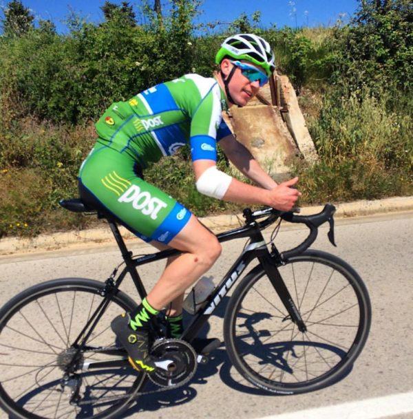 Matt Teggart hopeful crash will not keep him out for long