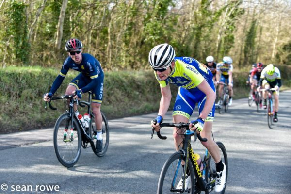 New Cycling Ireland A1 rankings, younger generation rising