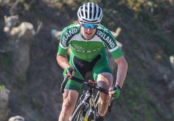 cyclist Eddie Dunbar concussion
