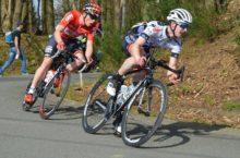 Eddie Dunbar on podium again, now takes aim at 'Baby Giro'