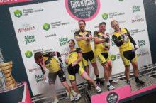 Vital Stats: Gran Fondo Giro d'Italia Northern Ireland in numbers