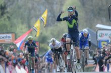 Dan Martin buries himself on Mur de Huy but Valverde takes it