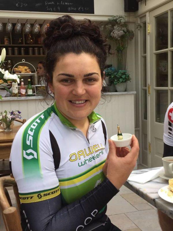 death of cyclist Tonya McEvoy