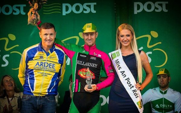Best county rider Richard Maes on what Rás is like for Irish amateurs