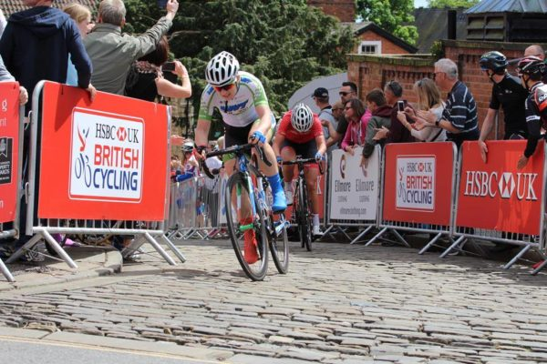 Video: Irish champ Lydia Boylan storms to Lincoln GP podium