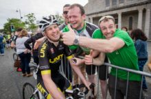 Video: Highlights of final stage An Post Rás into Skerries