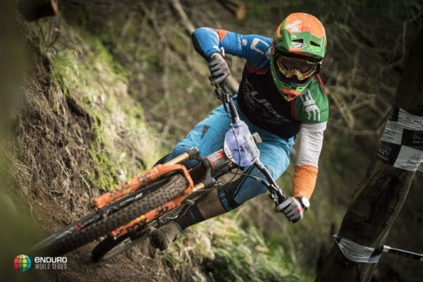 Victory in Portugal Enduro lifts Ireland's Callaghan to top of world
