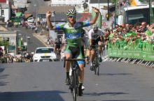Epic longest stage through scorching Donegal upends Rás