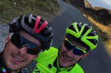Video: Cigala & McLaughlin ride Mamore Gap, hardest climb of Rás 2017