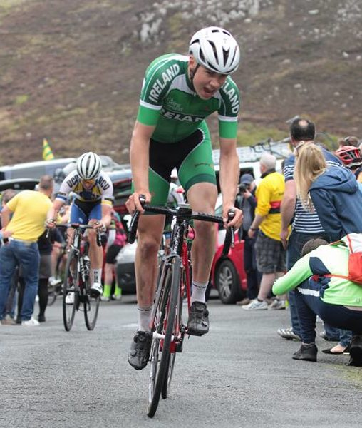 Ireland's Darragh O'Mahony comes of age as Dutch take Rás stage