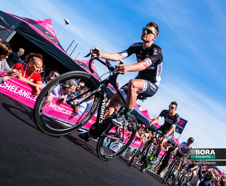 Sam Bennett Reveals Illness And Rapid Weight Loss At Giro Ditalia