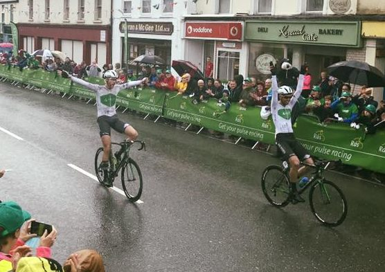 Ireland's Darragh O'Mahony comes of age as Dutch storm Rás