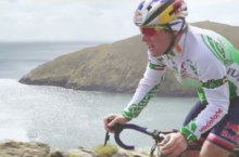 Video: Terrific short film on cyclist and triathlete Con Doherty